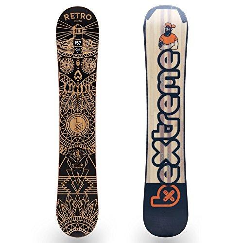 Tabla Snowboard Retro BeXtreme 2018 157cm