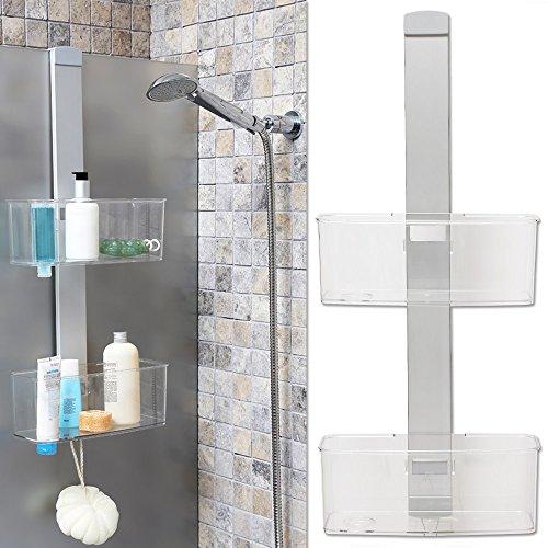 Duschhängeregal Luxus Design - Duschablage - Badregal - Duschregal