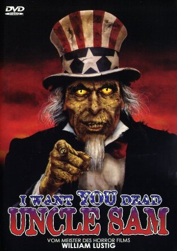 Uncle Sam - I want you dead (Bottoms Lustig Pj)
