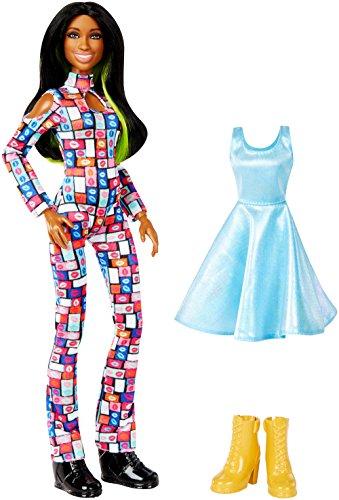 Wwe Superstars Naomi Fashion Doll Action Figure Englisch Version