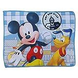 STAR LICENSING Tischset Mickey Mouse Disney Frühstück in Stoff cm. 40X30 - 51429/2