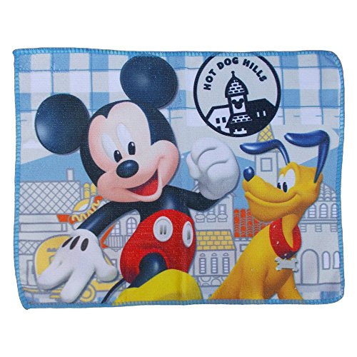 Disney Mantel Individual TOPOLINO Mickey Mouse Breakfast
