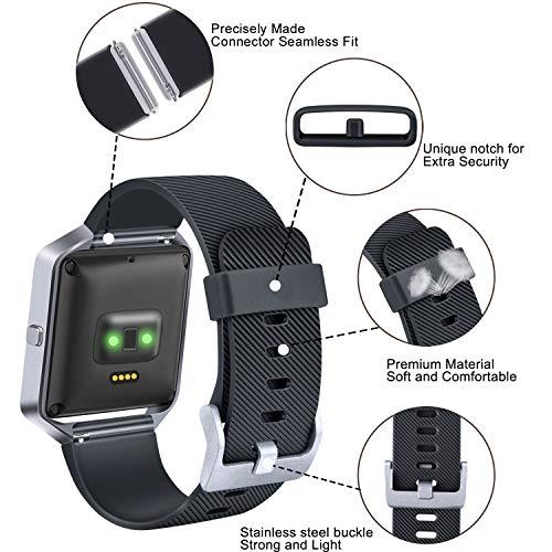 Zoom IMG-3 tobfit cinturino compatibile con fitbit