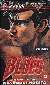 Racaille Blues Edition simple Tome 23