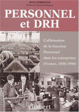 Personnel et DRH