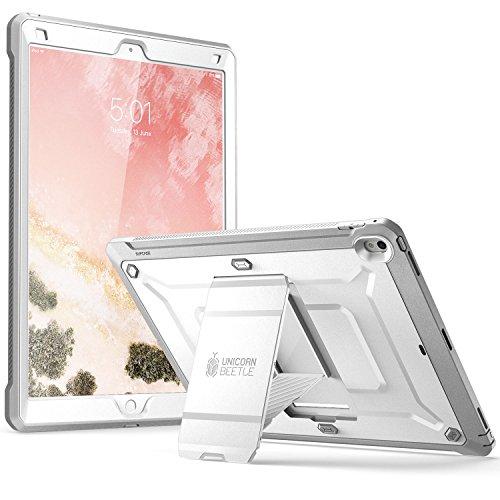 Preisvergleich Produktbild Alle neuen iPad Pro 12, 9 Zoll Hülle,  SUPCASE [Heavy Duty] Unicorn Beetle PRO Serie Ganzkörper robuste Schutzhülle Ohne Displayschutzfolie für Apple iPad Pro 12, 9 Zoll 2017 Release (White / Gray)