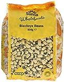 Suma Prepacks Blackeye Beans 500 g (Pack of 6)