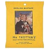 MR TROTTER Grande Ciccioli Di Maiale Britannico Di Mr Trotter - Inglese Senape 60g (Confezione da 2)