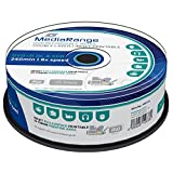 MediaRange DVD+R Double Layer 25er Spindel