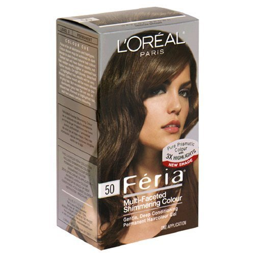 loreal-feria-multi-faceted-shimmering-colour-gel-level-3-permanent-medium-brown-50-pack-of-3-by-lore