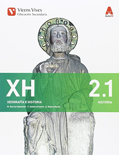 XH 2 (XEOGRAFIA E HISTORIA)+ SEPARATA AULA 3D: 000002 - 9788468239118 por Abel Albet Mas