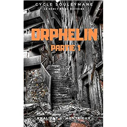 L'orphelin livre science fiction: Cycle SOULEYMANE