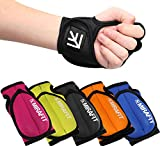 Mirafit Ladies Weighted Neoprene Workout Gloves - Choice of Size & Colour