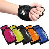 MiraFit Gewichtshandschuhe für Damen, Workout-Handschuhe, Neopren - verschiedene Größen und Farben