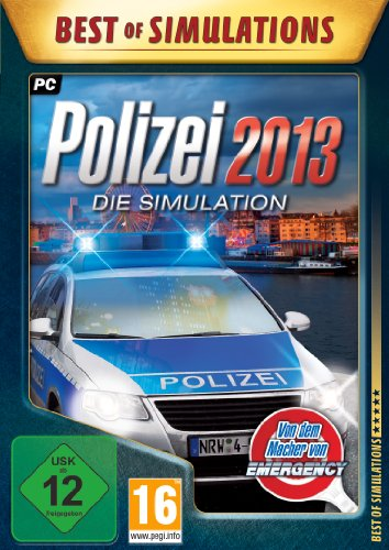 Best of Simulations: Polizei 2013: Die Simulation (Polizei-simulation)