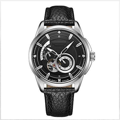 North King Uhren für Mans Wasserdichte Automatische Mechanische Herren Uhr High-End-Business Casual Watch Leuchtende -