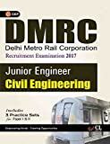 DMRC Civil Engineering (Junior Engg. Recruitment Exam.) Includes 3 Practice Papers