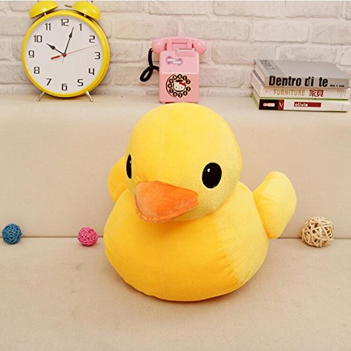 NB Phoenix Duck Soft Toy 25cm, Cute Plush Kids Animal Toy (Small)