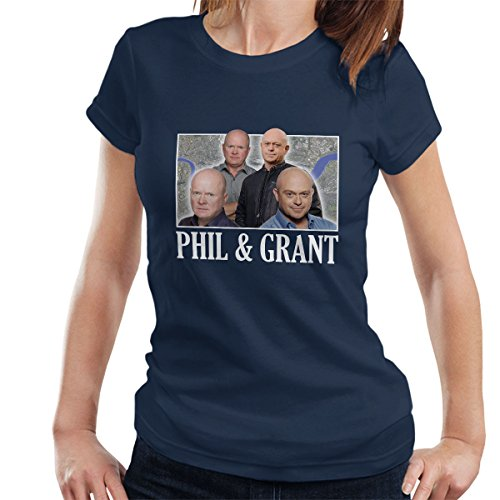 The Mitchell Brothers Eastenders Montage Women's T-Shirt Mitchell Brothers-filme