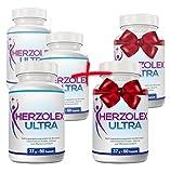 Herzolex Ultra - Diätpille für effektiven Gewichtsverlust | 5 Flaschen zum Preis von 3 (5 Flaschen)