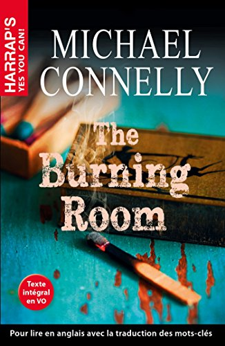 Harrap's The Burning Room par Michael Connelly