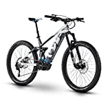 Husqvarna Mountain Cross 6 MC6 27,5'' 500Wh Shimano 11v Taglia 44 Grigio 2019 (eMTB all Mountain)