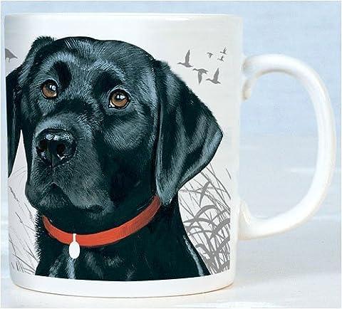 Black Labrador - Mugs - Becher -