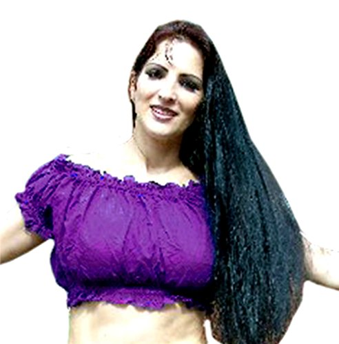 PLUS GRÖSSE Bauchtanz Tribal Choli Top Kostüm UK GRÖSSE 16/18 - 22, XL XXL XXXL (Tribal Uk Dance Kostüme)