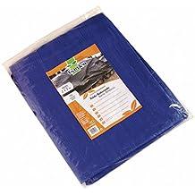 Catral 56010010 - Toldo reforzado gramaje, 0.1 x 300 x 200 cm, color azul