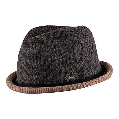 chillouts Hut grau 55-57 (Mode Für Herren Breite Krempe)