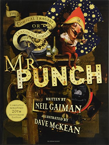 Tragical Comedy Or Comical Tragedy Of Mr Punch por Neil Gaiman