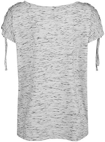 R.E.D. by EMP Girl-Shirt Hellgrau Hellgrau