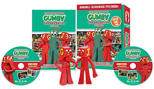 Gumby: 60's Series V2 Plus Bendable [Edizione: USA]