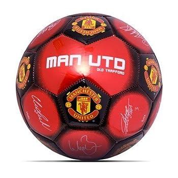 ef20c48d3a0 Hy-Pro Liverpool FC Ballon de foot avec signatures.