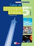 Physique Chimie 5e • Cahier d'activités (Éd.2016)