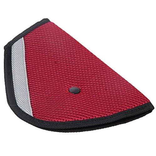 kinder-auto-sicherheitsgurte-einstellen-vorrichtung-stellungs-sicherheitsleinen-rot