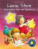 Lauras Stern - Mein buntes Mal- und Spielebuch (Lauras Stern - Bilderbücher) by Klaus Baumgart(19. April 2013)