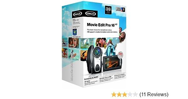 Magix Movie Edit Pro 16 Pc