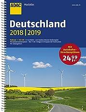 ADAC Maxiatlas Deutschland 2018/2019 1:150 000 (ADAC Atlanten)