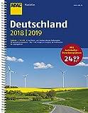 ADAC Maxiatlas Deutschland 2018/2019 1:150 000 (ADAC Atlanten) -