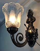 Looking for something beautiful and elegant for your home entrances, hallways, porch, balcony, living or bed room? light with one lamps will intensify the allure and elegance of your area. It is beautiful both ways - with or without switching on the ...