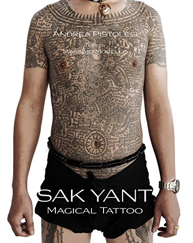sak-yant-magical-tattoo-english-edition