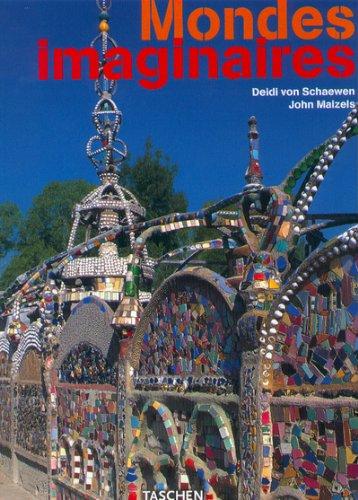 Mondes imaginaires (anglais, allemand, français) par John Maizels