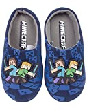 Minecraft Surrounded Boy's Slippers (2 UK)