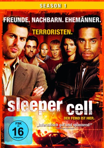 Sleeper Cell - Season 1 [4 DVDs] Cell-shield
