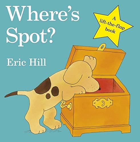 Where's Spot? (Spot - Original L...