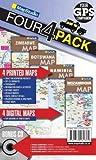 [(Road Map 4x4 Pack : Mozambique, Zimbabwe, Botswana & Namibia)] [By (author) Map Studio] published on (September, 2010) -