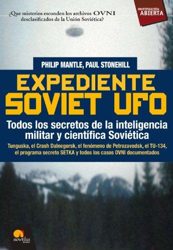 Expediente Soviet UFO por Philip Mantle