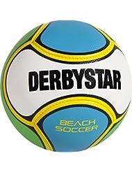 Derbystar Beach Soccer, ballon blanc/bleu/vert, 5, 1120500164