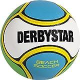 Derbystar Beach Soccer, 5, weiß blau grün, 1120500164